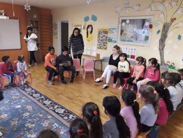 Приказки разказвам в детската градина - ОУ Христо Ботев - Кукорево