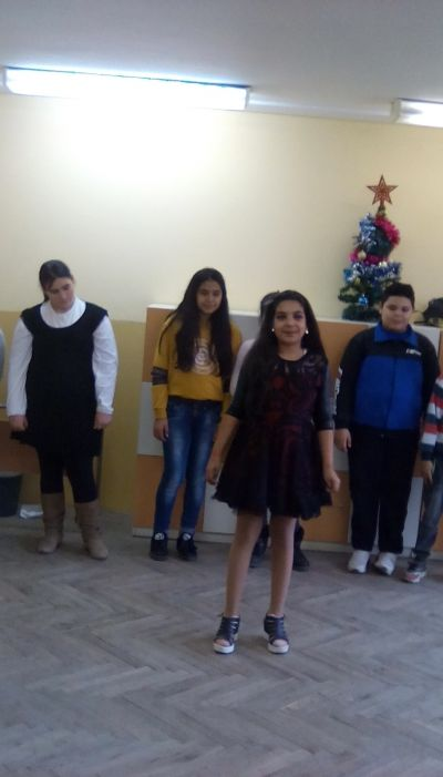 Приказен карнавал - ОУ Христо Ботев - Кукорево