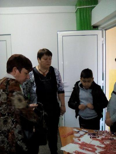 Добротворци в Кукорево - ОУ Христо Ботев - Кукорево