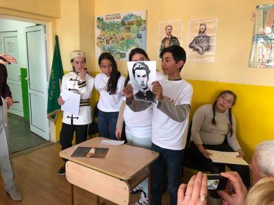 Урок по българска история - ОУ Христо Ботев - Кукорево