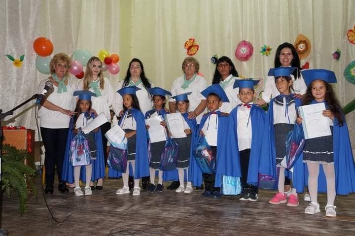 Празник в детска градина Щурче - с. Кукорево - голяма снимка