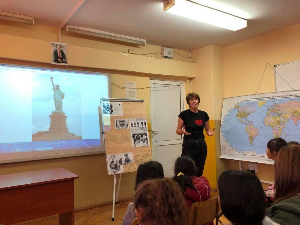 Световен ден на Колумб в Кукорево - голяма снимка