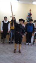 Забавен карнавал с приказни герои - ОУ Христо Ботев - Кукорево